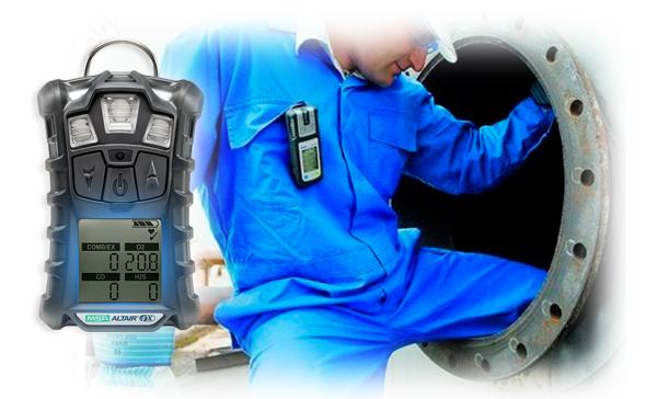 Vérification détecteur multigaz | Calibration détecteur multigaz | Etalonnage détecteur multigaz | Controle détecteur multigaz