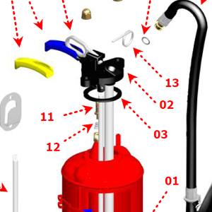 extincteur eau pulv ris e avec additif 9 litres ab prix devis achat achetez. Black Bedroom Furniture Sets. Home Design Ideas