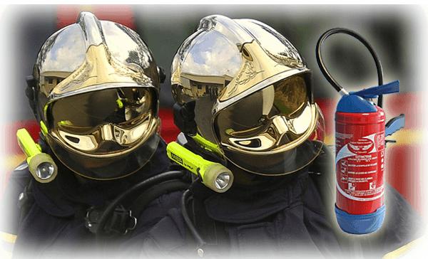 Maintenance extincteurs incendie !